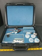 Nordson Assembly W/ Mac Valve & Mitutoyo Caliper In Protective Carrying Case GS