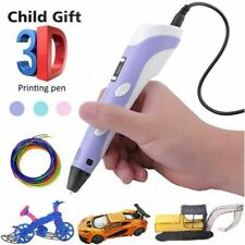 3D Printing Drawing Pen Crafting Modeling ABS Filament Arts Printer Tool*Gift