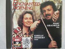 Enchanted Morning-Marc Grauwels-Giselle Herbert-CD RARE