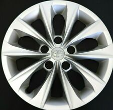 One 16 Toyota Camry 2015 2018 Hubcap Genuine Factory Oem 61175 Wheel Cover