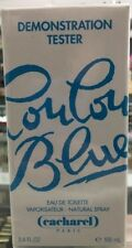 LOU LOU BLUE by Cacharel 100ml/ 3.4oz Unused Tester Sealed Box Discontinued Rare