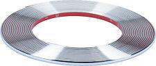 CHROME Zierleiste mit Qualitäts-Selbstklebefolie von 3M, 7mm x 3mm x 5 meter!!!