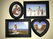 Home Decoration Wall Hanging Photo Frames Aperture Oval Square Heart Picture