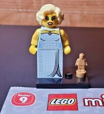 "LEGO Collectible Minifigure #71000 Series 9 /""HOLLYWOOD STARLET/"""