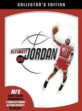 NBA - Ultimate Jordan (DVD, 2011, 6-Disc Set) - Collectors Edition