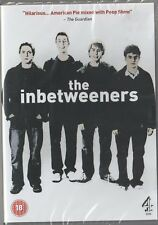The Inbetweeners Complete Series 1 2008 DVD Region 2 Channel 4 New & Sealed