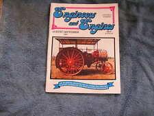 Engines and Engines Magazine Vol 30 #2 Aug/Sept 1984