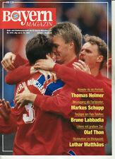 BL 92/93 FC Bayern München - Borussia Mönchengladbach