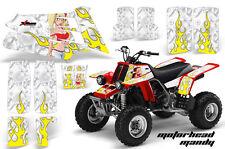 Yamaha Banshee 350 AMR Racing Graphics Sticker Kits 87-05 Quad ATV Decals MO MAN