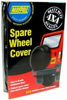 """Maypole Heavy Duty Elasticated 28"""" inch 4x4 Jeep Wheel Weather Protection Cover"""