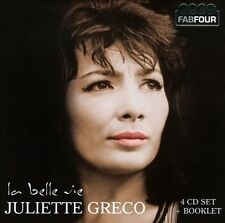 JULIETTE,GRECO-BELLE VIE  CD NEW