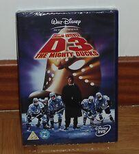 EL REGRESO DE LOS MEJORES 3-THE MIGHTY DUCKS-DVD-DISNEY-NUEVO-PRECINTADO-SEALED