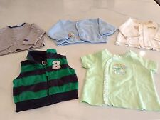 6 - 9 Month Sweaters & Shirt