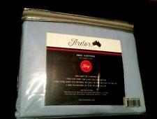 Ardor Home 600 Thread Count 100% Cotton Sheet Set-Coastal Blue -King +Ships Free