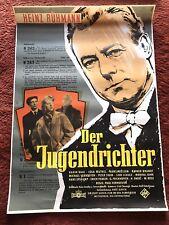 Der Jugendrichter Kinoplakat Poster A1, Heinz Rühmann, Karin Baal, UFA