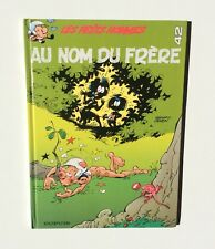 Les petits hommes n°42. Au nom du frère. Dupuis  2006 EO.