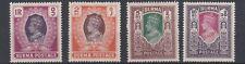 BURMA  1946   S G 60 - 63   1R TO  10R  MNH  CAT £50