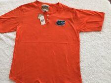 NCAA Florida Gators Men's   COLONY Shirt, Orange Size Medium NWT