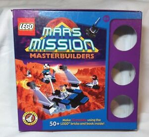 LEGO 3059 Mars Mission Space Port Master Builders Set 100% COMPLETE With Book