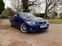 bmw 320d m sport coupe - NO RESERVE