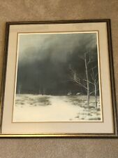 Herb Jones (1923-1998) VA artist - Limited Edition Signed Print - Free Shipping