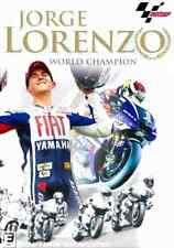 MOTOGP - Jorge Lorenzo - Motor Bike Racing World Champion - plus Extras - DVD
