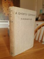 A Ghostly Company 1935 First Edition H R Wakefield