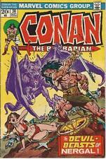 Marvel Comics Conan The Barbarian Volume One (1970 Series) #30 Vg/Fn 5.0