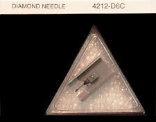 NEW! NEEDLE STYLUS 4212-D6C for Audio Technica ATN 102P for AT200EP ATN-112EP