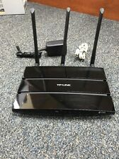TP-LINK N750 Dual Band Gigabit Router with Twin USB Ports TL-WDR4300