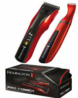 Remington HC5357 Pro Power Hair & Beard Clipper Detail Trimmer Grooming Kit Set