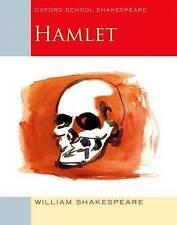 Oxford Escuela Shakespeare: Hamlet, Shakespeare, William, Libro Nuevo