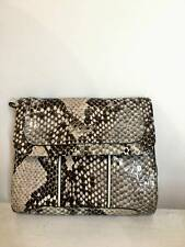 NEW   AUTHENTIC GUESS snake-skin-looking clutch/ mini bag