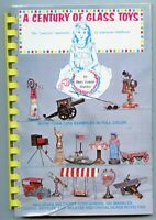 Century of Glass Toys-by Stanley, 1,200 examples in Color - Incl Glass Novelties
