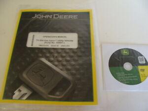 John Deere Operators Manual Gator Utility Vehicle TH 6 X 4 Gas Gator & CD