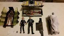 x files toys figures lot xfiles