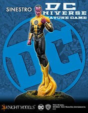 Knight Models DC Miniatures Game Sinestro
