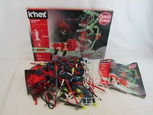 Knex thrill rides web weaver building set in box kids toy creative home school