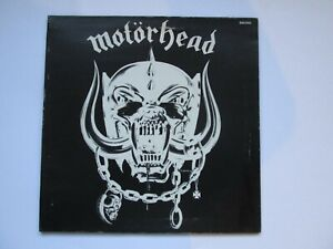 MOTÖRHEAD -Motörhead- pressage France 1977 Réf 940 550. V.détails