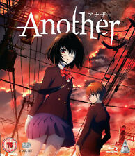 Another Complete Series Collection Blu-ray ANIME Region B MVM