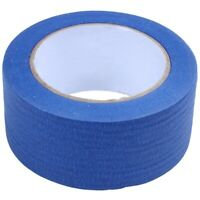 50M 3D Printer Blue Tape 50mm Wide Bed for Painters Masking Tape E8C6