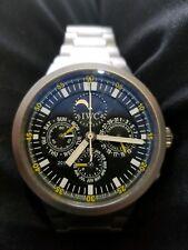 "IWC, 43mm ""GST Aquatimer Perpetual Calendar & Chronograph"" in Titanium"