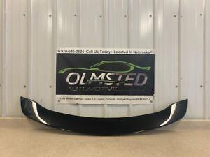 2014 2015 Chevrolet Camaro SS Rear Trunk Lid Spoiler OEM GM 23201147 Black