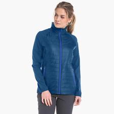 Schöffel Hybrid Jacket Adelaide1 38/M Damen Pack-Away Primaloft Jacke navy NEU