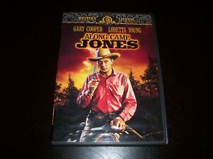 Along Came Jones (DVD, 2009) Gary Cooper 1945