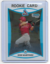 Jose Martinez 2008 Bowman Chrome Rookie Card #bcp106  qty Cardinals