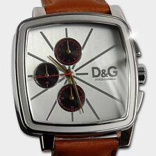 DOLCE&GABBANA Uhr Armbanduhr D&G Markenuhr GOOD TIMES Unisex Chronograph NEU