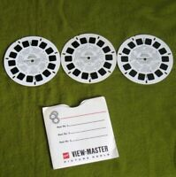 Vintage 1960s TV View Master Mission Impossible Reel Set B 5051, B 5052 & B 5053