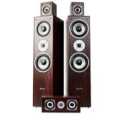 Fenton 100.333 Dual 6.2 Inch Home Hifi Surround Sound Speakers 1150W