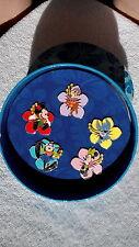 Disney Stitch's High Sea Adventure Flower Pin Lei 5 Pin Boxed Set LE 500 Goofy